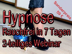 Webinar: Rauchfrei in 7 Tagen - Hypnose Webinar 2-teilig