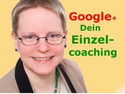 Webinar: Einzelcoaching Google+