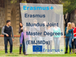 Webinar: Bolsas de estudo Erasmus Mundus