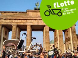 Webinar: Freie Lastenräder - mit Freiwilligen möglich machen
