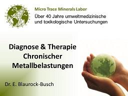 Webinar: Diagnose und Therapie Chronischer Metallbelastungen
