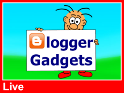 Webinar: Blogger Layout & Gadgets (Info-Veranstaltung)