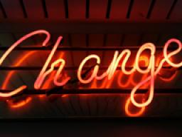 Webinar: Mit Veränderung starten statt darauf zu warten