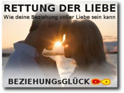 Webinar: GLÜCKsSTUNDE - RETTUNG EURER LIEBE - DI 21.00-22:00h