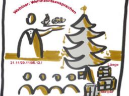 Webinar: Zaubern Sie ein Lächeln ins Gesicht! Unterhaltsame Weihnachtsansprachen