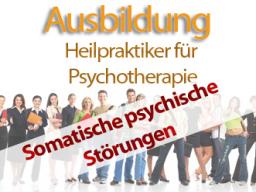 Webinar: Somatische psychische Störungen