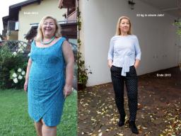 Webinar: Erfahrungsbericht wie Du in 1 Jahr 50 kg abnehmen kannst