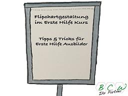 Webinar: Flipchartgestaltung für EH Ausbilder - Teil 1