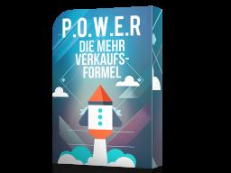 Webinar: P.O.W.E.R - Die MEHR Verkaufsformel