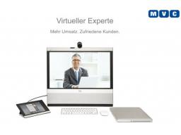 Webinar: Virtuelle Experten - auch für Sie im Einsatz?