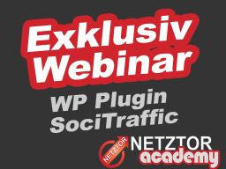 Webinar: ➤ EXKLUSIV WEBINAR: SociTraffic | シ Kauf-Entscheidung: Ja/Nein | Vorführung, Tipps, Hilfe, Anwendung, Erfolg!