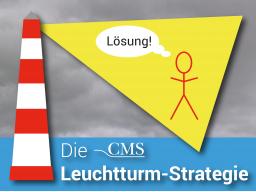 """Webinar: """"Leuchtturm-Strategie"""" - mehr Neukunden gewinnen!"""