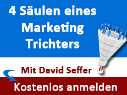 Webinar: 4 Säulen eines Marketing-Trichters/ Funnels...
