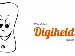 Weck' den Digiheld in Dir