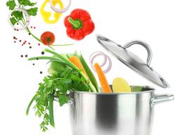 Webinar: Einmal kochen - mehrmals genießen... Tipps zur schnellen Küche