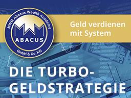 Webinar: Geld verdienen mit der Turbo-Geldstrategie (Live-Webinar mit Finanzcoach Ulrich Müller)