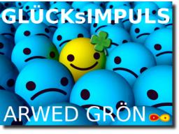 Webinar: GLÜCKsIMPULS 43 - wofür glücklich sein gut ist