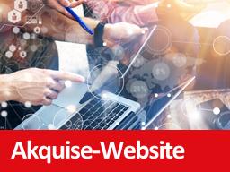 Webinar: Akquise-Websites: Wie Sie Ihre Website zu einem Top-Verkäufer machen!
