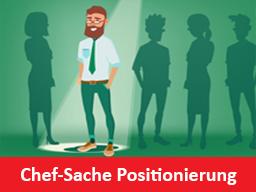 Webinar: Chef-Sache Positionierung