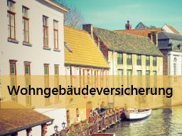 Webinar: Die Wohngebäudeversicherung