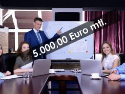 Webinar: 5.000,00 € mtl. durch Akquise FÜR Trainer (Führungskräfte)