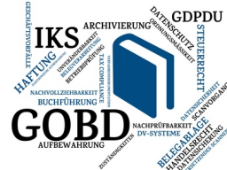 Webinar: Die GoBD - Schwerpunktthema Aufzeichnungspflichten