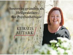 Webinar: Teil 2 Souverän gründen als Heilpraktiker für Psychotherapie
