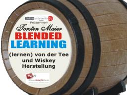 Webinar: LERNEN von der Tee und Wiskey Herstellung