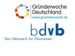 Webinar: bdvb @ Gründerwoche: Erfolgreich gründen