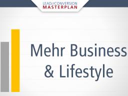 Webinar: Die 4 Säulen eines hochkonvertierenden Marketing Funnel für mehr Business & Lifestyle