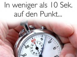 Webinar: So bringen Sie Ihre Botschaft in weniger als 10 Sekunden auf den Punkt