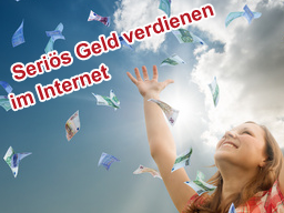 Webinar: Seriös Geld verdienen im Internet
