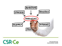 Webinar: PR- & Marketingkonzepte erstellen & umsetzen 1/2