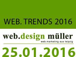Webinar: WebTrends 2016
