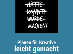 Webinar: Planen für Kreative leicht gemacht