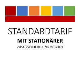 Webinar: STANDARDTARIF - MIT STATIONÄRER ZUSATZVERSICHERUNG MÖGLICH