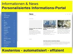 Webinar: Personalisiertes Info- und News-Portal mit RSS-Feeds
