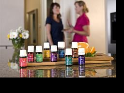 Webinar: Ätherische Öle - Grundbausteine der Natur. Gesundheit und Wohlbefinden für die ganze Familie
