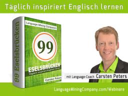 Webinar: Täglich inspiriert Englisch lernen