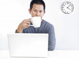 """Webinar: """"Ich habe keine Zeit"""" - Hintergründe und Lösungsmöglichkeiten"""