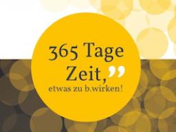 Webinar: 365 TAGE Zeit, etwas zu b.wirken!: Int. Tag der Freundschaft