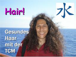 Webinar: Hair! Hair! Hair! - Kräftiges Haar von Innen + Aussen mit der Kraft der Kräuter