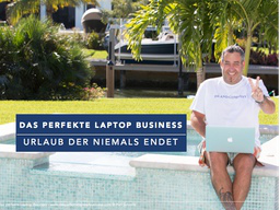 Webinar: Das perfekte Laptop Business - Urlaub der niemals endet