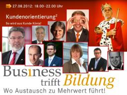 Webinar: Live-Online-Kongress zum Thema Kundenorientierung² - So wird aus Kunde König!