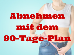 Webinar: Abnehmen mit dem 90-Tage-Plan