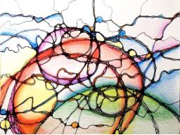 Webinar: Mehr innere Ruhe - mit Neurographik