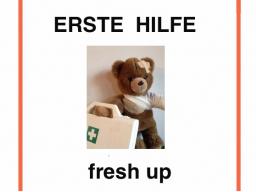 Webinar: Erste Hilfe Fresh up - Notfälle bei Kindern - Teil 1 (Lebensrettende Sofortmaßnahmen bei Bewusstlosigkeit u. Atemstillstand)