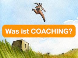 Webinar: COACHING - Ist das was für mich?