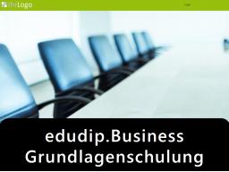 Webinar: edudip.Business - Grundlagenschulung