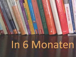 Webinar: In 6 Monaten zum eigenen Buch
